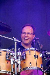 drums Arjan van der Zande
